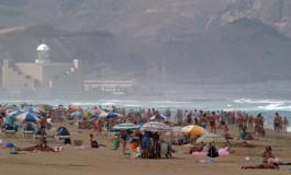 Calor sobre la arena