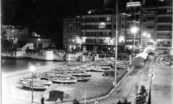 Una tranquila noche en La Puntilla de los 70-colecc. Juan Pérez
