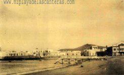 El embarcadero para ir al Sensat, años 30-40 del siglo pasado