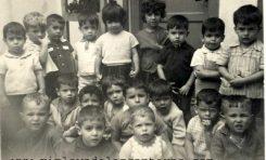Colegio Pueris 1962 en la C/ Sargento Llagas