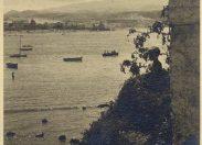 Vista desde La Puntilla. Octubre 1941
