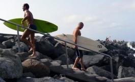 Surfers traffic