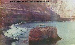 """Cerca, pero lejos """"La cabaña de la Peña de La Gaviota"""" por Mariano de Santa Ana"""