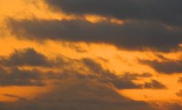 Las sombras del Teide.