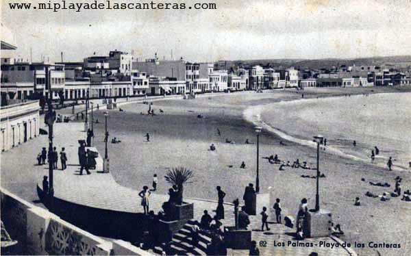 Ayer y hoy del Parque Santa Catalina por José Ferrera Jiménez