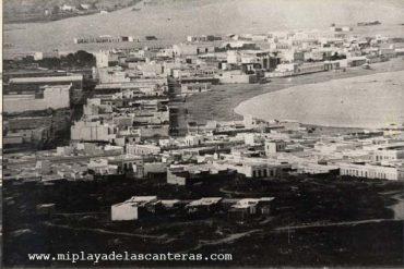 Playa de Las Canteras 1923.