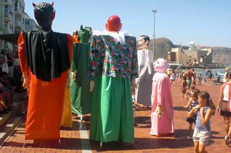 Llegan las fiestas de El Pilar. Programa