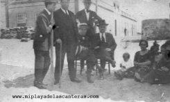 Familia Navarro Millares, sobre 1925.