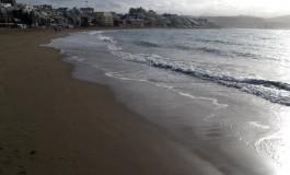 Donde mueren las olas.