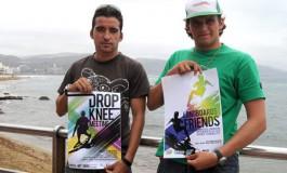 Todo listo para que este fin de semana se celebre en La Cicer el Drop Knee Meeting y el encuentro Longboards Friends.