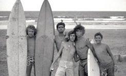 De (izq. a der.) Jonny, ¿?, Miguel,  José Luis Navarro y Barreto, sobre 1970- colecc. Familia Zanolety.