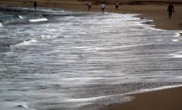Orilla atlántica.