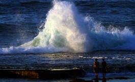 Llegan días de grandes olas.