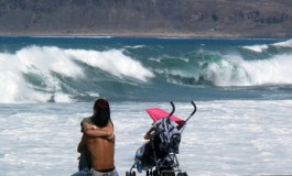 La pasión de las olas.