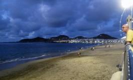 Respirando playa.