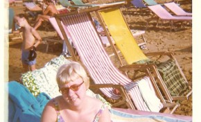 Ewa Trulsson en 1970