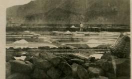 Vista de Las Salinas de El Confital, sobre 1940- colecc. Asunción Santana Ramírez.