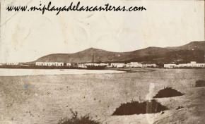 Como se quiso construir a mediados del siglo XIX un canal artificial para el istmo de Guanarteme