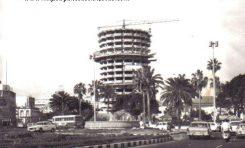 Construcción del Hotel Don Juan-Actual AC- sobre 1970.