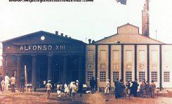 La Compañía Insular Colonial de Electricidad y Riegos ( CICER) en 1928.