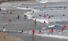 La Cicer, escuela de surf.