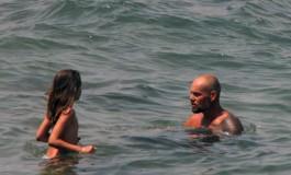 Baño con Papá.