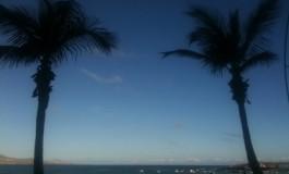 Domingo de cielo azul.