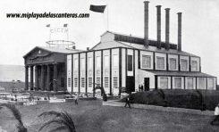 La fabrica de la CICER en 1928.