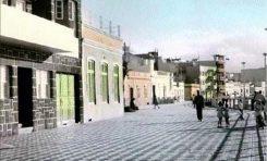 El Paseo de Las Canteras sobre 1960.