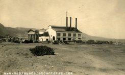 La fábrica de la CICER sobre 1930.
