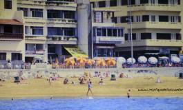 La Playa Chica. 1983.