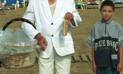 El barquillero de Las Canteras; hijo y padre de barquillero.
