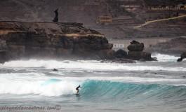 Gran miércoles de olas.