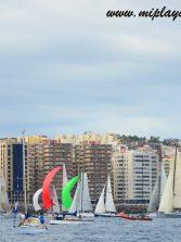 Unas 200 embarcaciones zarparán este domingo rumbo a la isla de Santa Lucía en la regata ARC
