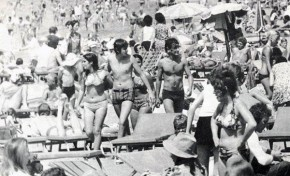 1973: playa de Las Canteras