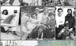 Surferos de La Cicer 1975-1995.