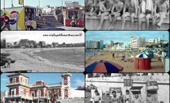Las fotos históricas de los marineros holandeses en Las Canteras. 1963