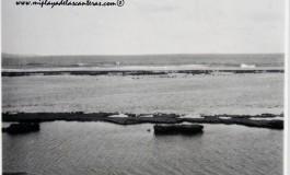 La Barra Chica, sobre 1940 - Colecc. Francisco Bello.
