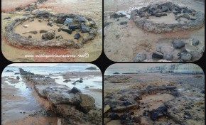 La arqueología industrial de Punta Brava.
