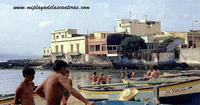 Casas de La Puntilla. 1966.