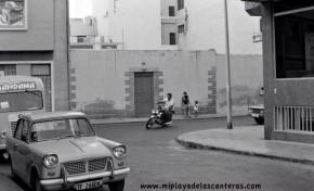 La calle Portugal en los años setenta