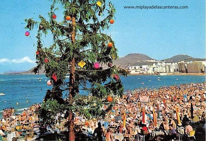 Navidad bajo el sol. 1973.