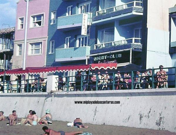 1967. El desaparecido Nigh Club «Pinito del Oro»
