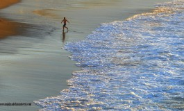 Toreando a las olas