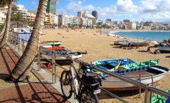 Las playas de la ciudad 'a punto' para recibir a los bañistas de Semana Santa