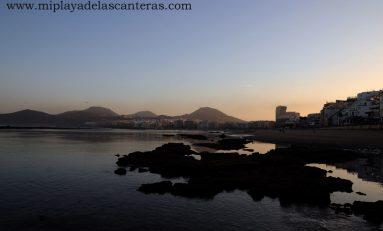 Mar de Las Canteras
