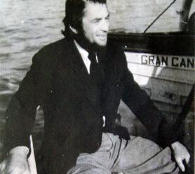 """Una anécdota sobre el rodaje de """"Moby Dick"""" por Carreta"""