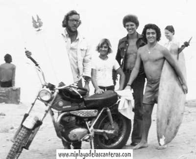 Manolo «Yinclan» la leyenda del surf