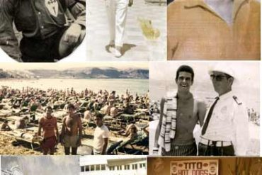 Los Hermanos Tito; Juan y Tito Báez. Dos vidas por la playa de Las Canteras