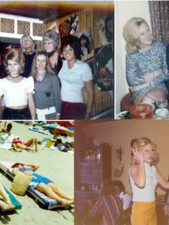Susie Kay:  mi vida en la playa de Las Canteras de los setenta